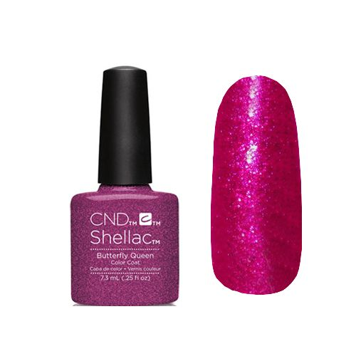 Гель лак CND SHELLAC Butterfly Queen фото 2
