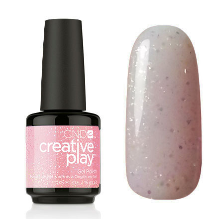 Гель-лак CND Creative Play Gel  Polish, 471,  Pinkle Twinkle, 15 мл фото 2