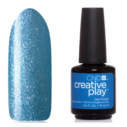 Гель-лак CND Creative Play Gel  Polish, 516,  All in, 15 мл фото 2