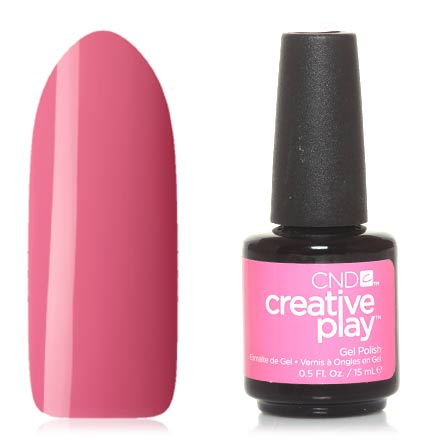 Гель-лак CND Creative Play Gel  Polish, 407, Sexy I Know It , 15 мл фото 2