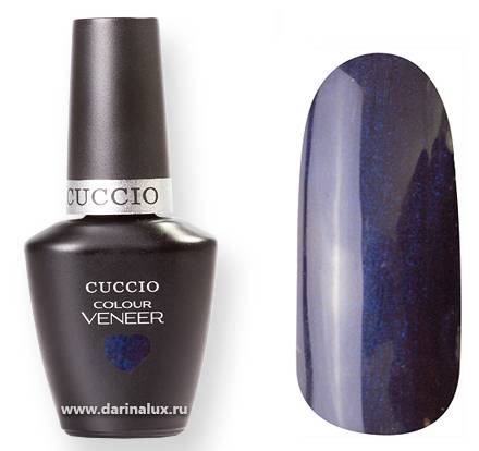 Гель-лак Cuccio Veneer, 6048 On the Nile Blue фото 2