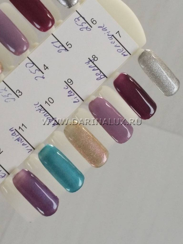 Гель лак CND SHELLAC Mercurial фото 2