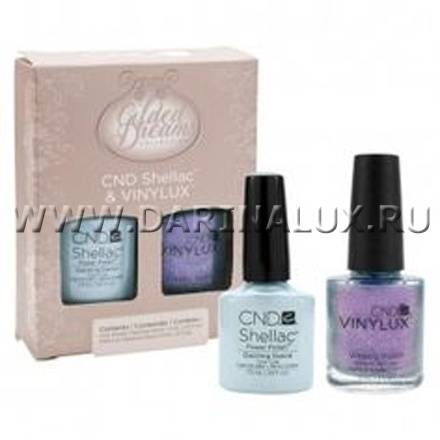 Набор CND Shellac & VINYLUX Dazzling Dance (Gilded Dreams Collection) фото 2