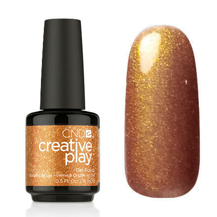 Гель-лак CND Creative Play Gel  Polish, 420,  Lost In Spice , 15 мл фото 2
